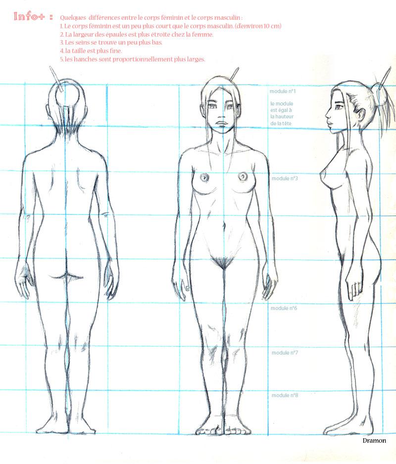 comment dessiner des jambes de femmes
